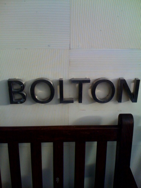 The Villiage of Bolton in the UK